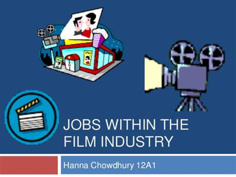 film industry it jobs jobs within the film industry