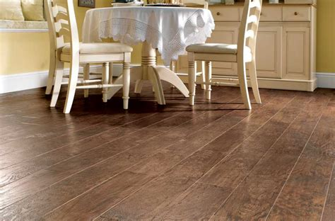 Dining Room Flooring with Karndean
