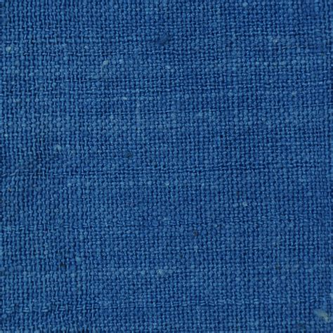 Blue Denim indigo dyed khadi cotton denim blue le souk