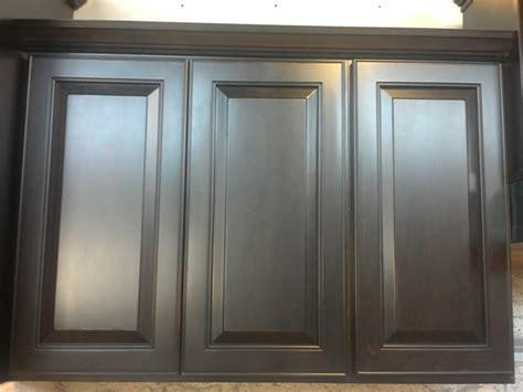 Kitchen Cabinet Doors Espresso Espresso Birch Raised Panel Door Kitchen Cabinets Photo Album