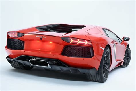 How Many Cylinders Does A Lamborghini Aventador Lamborghini Aventador