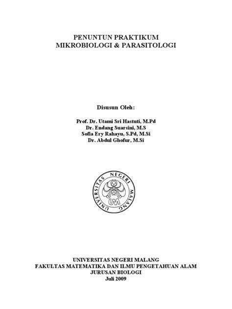 Cacing Jombang praktikum mikrobiologi parasitologi untuk unipdu jombang