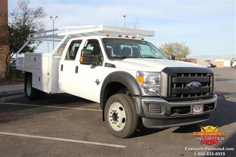 clark county ford work truck firetrucks unlimited