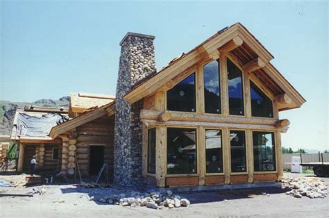 Log Home Store by Milled Vs Handcrafted Logs What S The Difference At