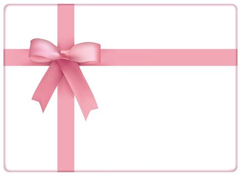 Gift Card Certificate - gift certificate via email