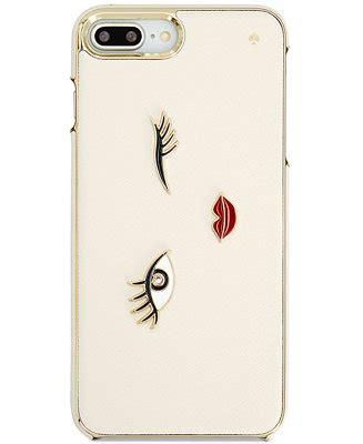 kate spade  york winking girl iphone   case