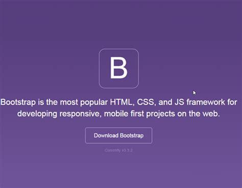 membuat layout dari bootstrap belajar bootstrap dasar bag 1 membuat layout web jadi