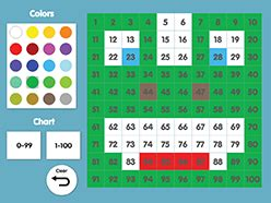 pattern games abcya number chart use to learn number patterns more