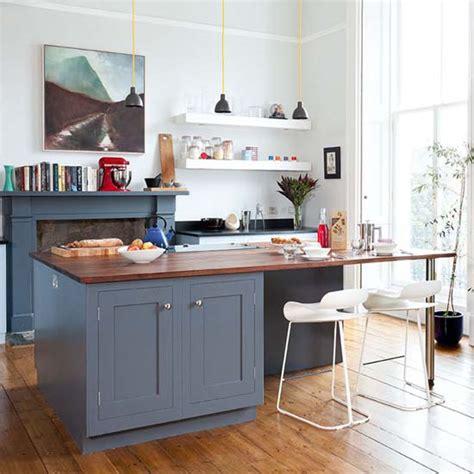 kitchen island unit 171 gibb cabinet works take a look around this stunning shaker kitchen ideal home