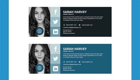 email corporate 9 professional email signature tips with best template