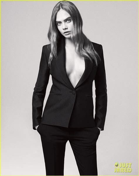 Megan Top Renda Silver cara delevingne almost gave up on acting photo 3376163