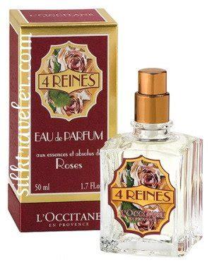 Parfum Original Loccitane Eau Des 4 Reines Reject Tester l occitane eau des 4 reines original edp eau de
