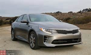 Kia Otima 2016 Kia Optima Sxl Exterior 010 The About Cars