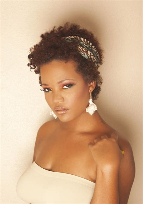 twa wedding hairstyles twa with headband black women natural hairstyles
