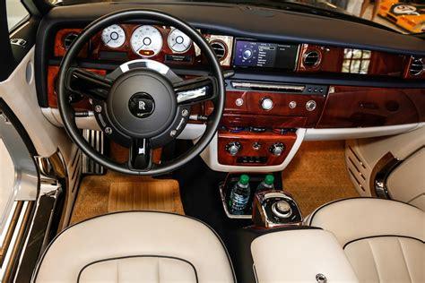 phantom coupe interior interior of rolls royce phantom autos post