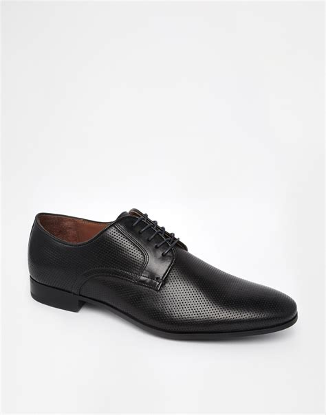 aldo oxford shoes in black for lyst