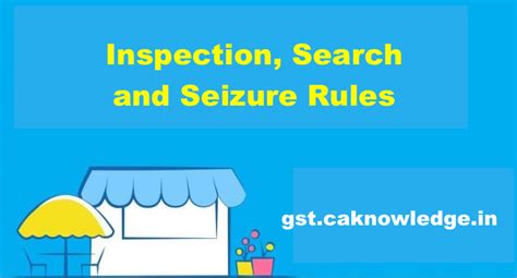Recent On Search And Seizure Inspection Search And Seizure 2017 Updated On 18 10 2017