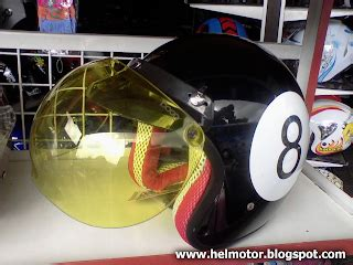 Helm Bogo Vespa Hitam Pink Magenta helm vespa bogo 8 helm vespa