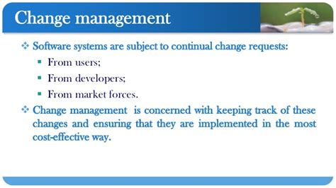 Switching Industries After Mba by Change Management Ppt Bec Doms Bagalkot Mba