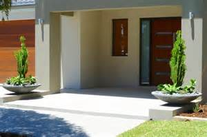 Landscaping perth vicki s house modern entry perth by