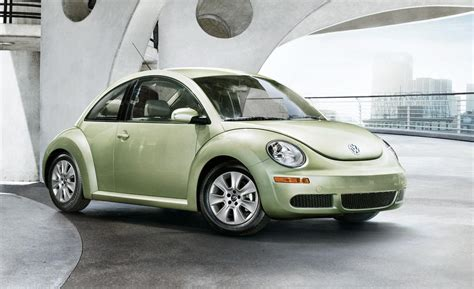 Volkswagen Beetle 2010 by Car And Driver