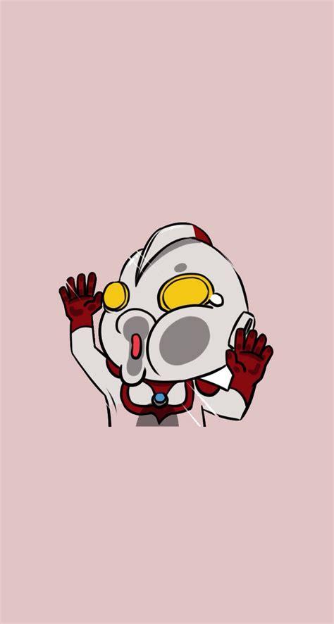 Cute Ultraman Wallpaper | download cute ultraman 744 x 1392 parallax wallpapers