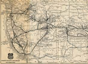southern pacific railroad map california beautiful