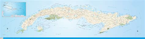 printable map varadero maps of cuba and havana printable travel maps from moon