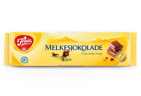 tugu chocolate choco milk 60 g freia freia milk chocolate melkesjokolade 60g european