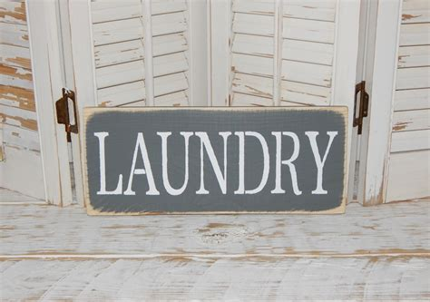 Laundry Sign Wall Decor Laundry Room Decor Laundry Room Signs Wall Decor