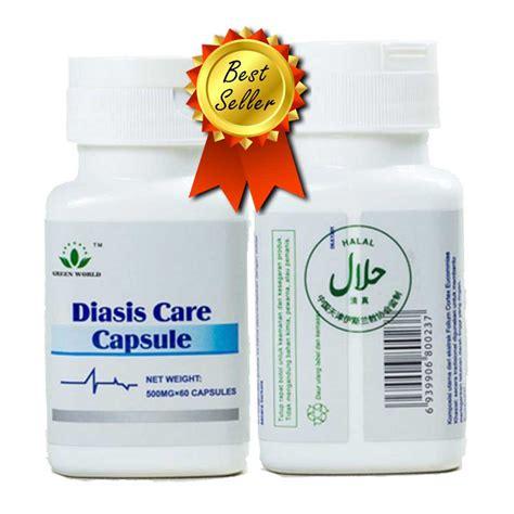 Diasis Care Obat Darah Tinggi diasis care capsule green world solusi penderita hipertensi darah tinggi