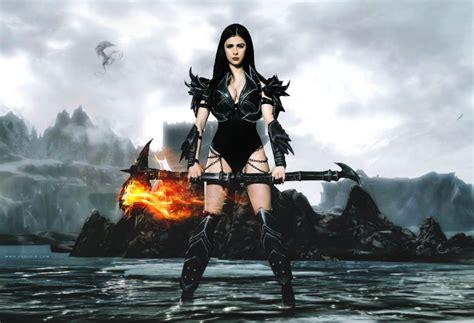 skyrim hot daedric armor azzyland skyrim daedric armor