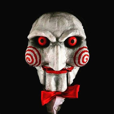 jigsaw film saw jigsaw saw the face of horror pinterest halloween