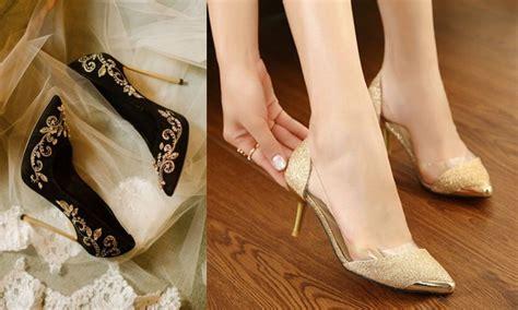 Sepatu Wanita Cantik Terbaru Dan Termurah Ul 54 Hitam Syntetic 7cm 13 Referensi Sepatu Cantik Untuk Mempelai Wanita