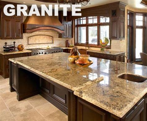 Rock Countertops by Granite Countertops Quartz Laminate Solid Surface Counters