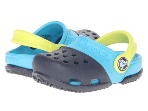 crocs shoes for kid crocs crocs electro ii clog toddler