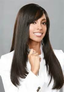 Long weave hairstyles with side bangs long hairstyle galleries