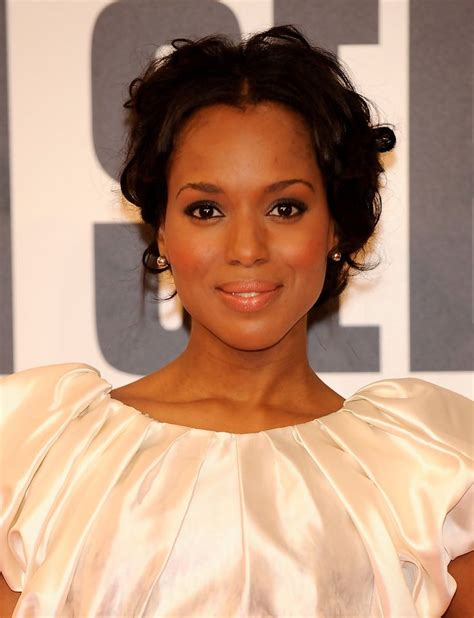 kerry washington hair pin up 46 best kerry washington hair make up images on