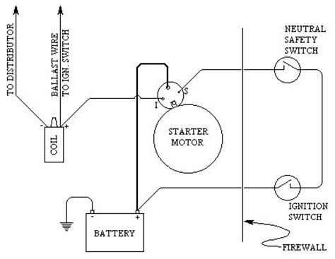 projects starter solenoid coil wiring help the h a m b