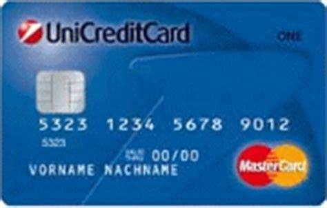kreditkarte ohne schufa guthabenbasis visa unicredit prepaid mastercard ohne schufa