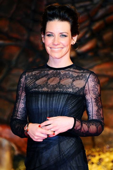 50 Photos Of Evangeline Lilly by Evangeline Lilly Picture 50 European Premiere Of The
