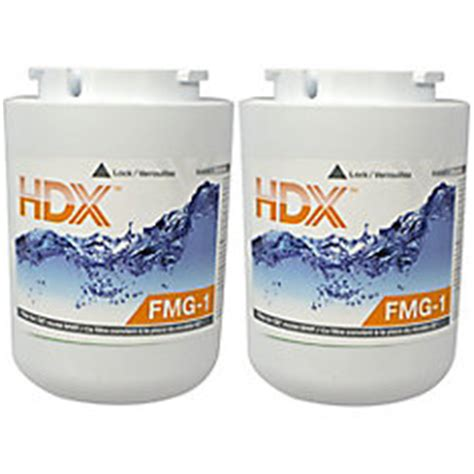 hdx fmg 1 refrigerator replacement filter fits ge mwf (2