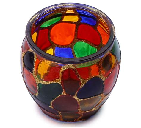 wholesale mosaic glass tealight candle holder at unbeatable prices bulk handmade tea