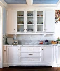White Kitchen Hutch Cabinet Arkiteriors Project Photos