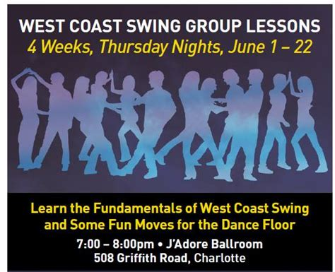 charlotte west coast swing west coast swing fundamentals gary jobst