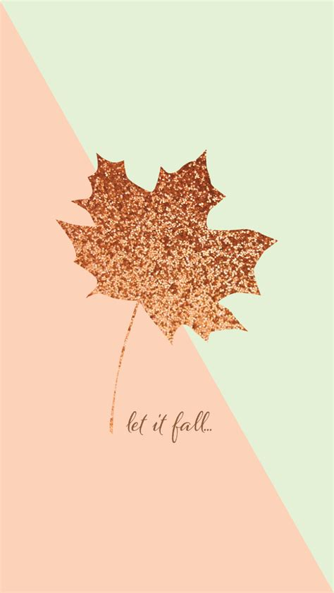 wallpaper for iphone 6 thanksgiving fall glitter leaf iphone wallpaper phone background lock