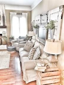farmhouse livingroom 27 rustic farmhouse living room decor ideas for your home