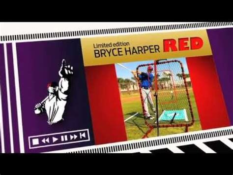 bryce harper swing away bryce harper swing away christmas 2011 tv commercial