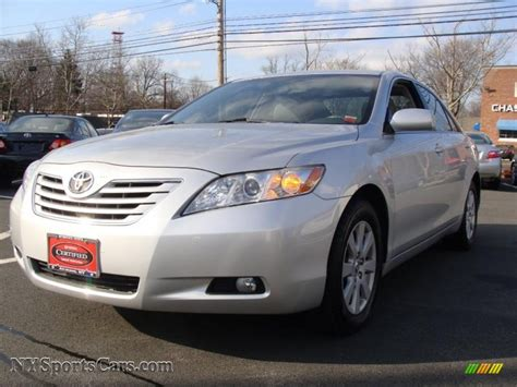 2008 Toyota Camry Xle 2008 Toyota Camry Xle V6 In Classic Silver Metallic