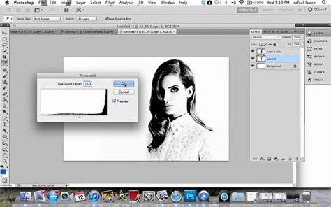 tutorial photoshop cs5 español efectos para fotos efecto acuarela photoshop cs5